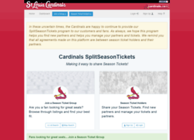 cardinals.splitseasontickets.com