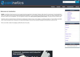 cardnetics.com