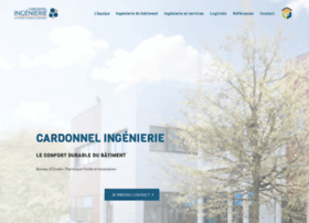 cardonnel.fr