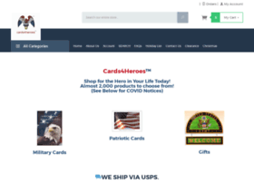 cards4heroes.com