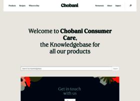 care.chobani.com