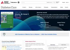 care.diabetesjournals.org