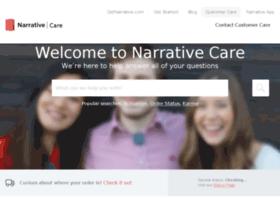 care.getnarrative.com