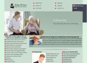 care.kingsukgroup.com