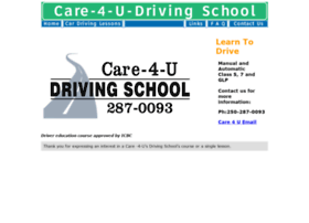 care4udrivingschool.com
