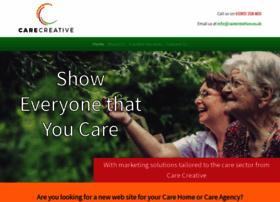 carecreative.co.uk