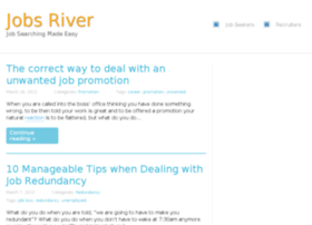 career-advice.jobsriver.com