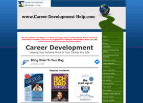 career-development-help.com