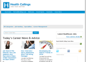 career-news.healthcallings.com