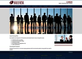 career.beder.edu.al