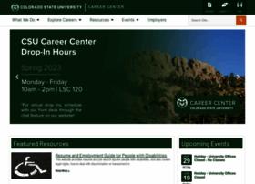 career.colostate.edu