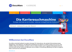 career.docuware.com