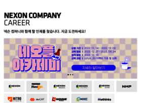 career.nexon.com