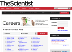 career.the-scientist.com