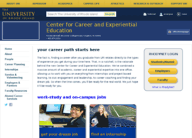 career.uri.edu