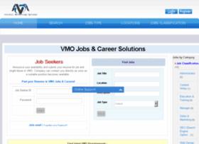 career.vmoptions.in