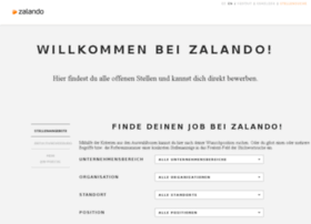 career.zalando.net