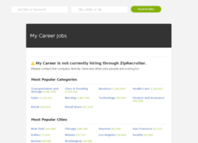 career.ziprecruiter.com