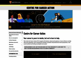 careeraction.uwaterloo.ca