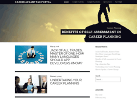 careeradvantageportal.com