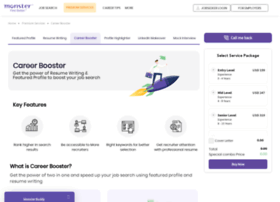 careerbooster.monstergulf.com