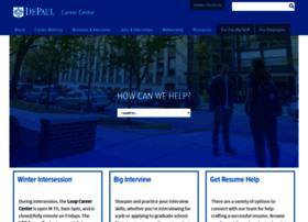 careercenter.depaul.edu