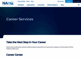 careercenter.nahq.org