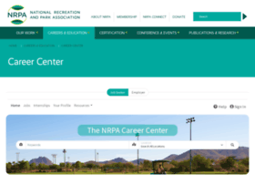 careercenter.nrpa.org