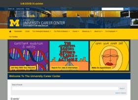 careercenter.umich.edu