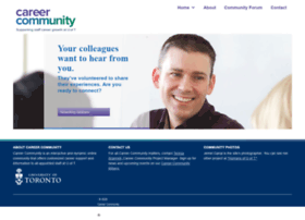 careercommunity.utoronto.ca