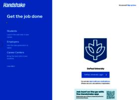 careerconnect.depaul.edu