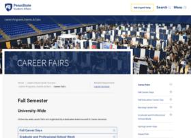 careerfairs.psu.edu