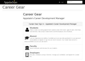 careergear.appstate.edu