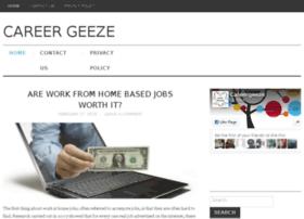 careergeeze.com