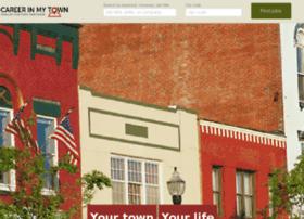 careerinmytown.com