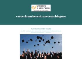 careerlauncherentrancecoachinguae.wordpress.com