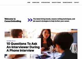 careeronlineblog.com