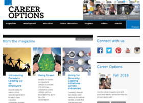 careeroptionsmagazine.com