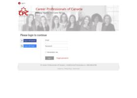 careerprocanada.org