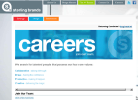 careers-sterlingbrands.icims.com