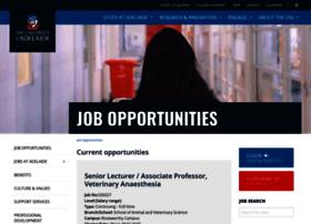 careers.adelaide.edu.au