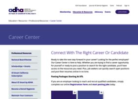 careers.adha.org