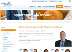 careers.alliance-healthcare.co.uk