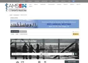 careers.amssm.org