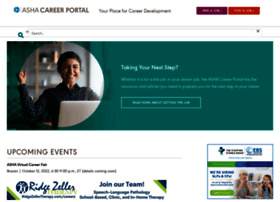careers.asha.org