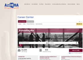 careers.azhealthjobs.com