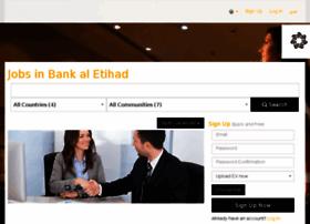 careers.bankaletihad.com