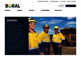 careers.boral.com.au