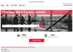 careers.chicagoama.org