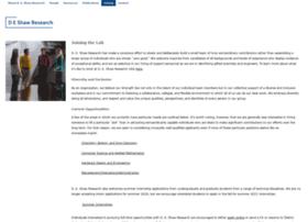 careers.deshawresearch.com